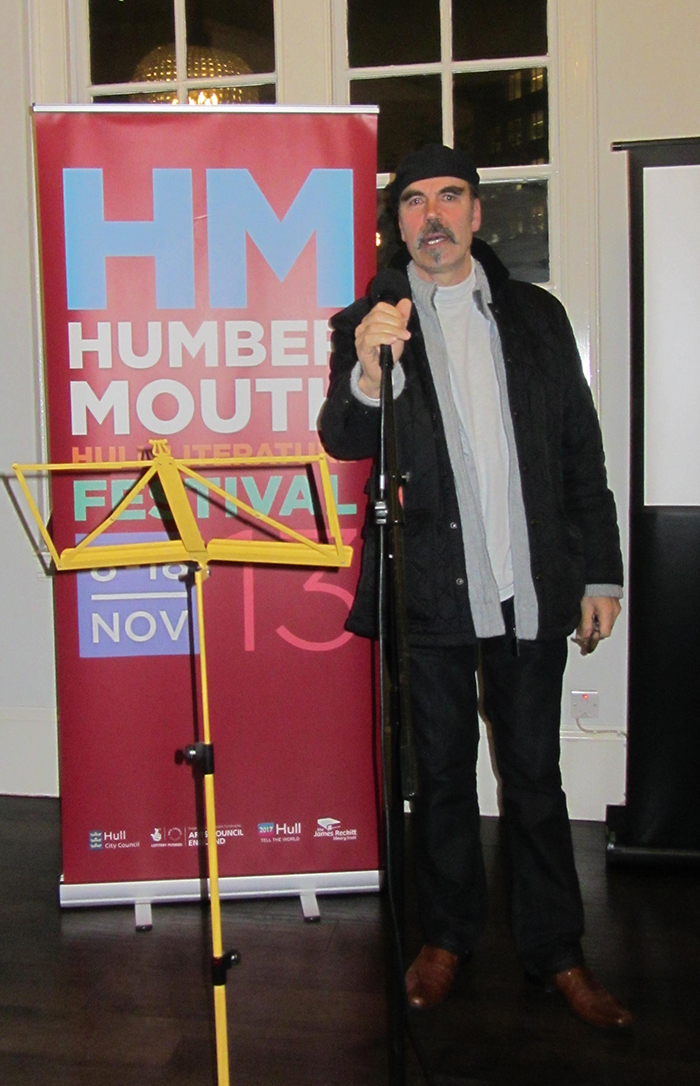 Performing at the Humber Mouth